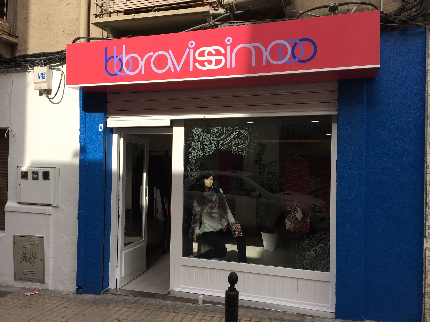 Apertura tienda de ropa nacho navarro - Nacho navarro ...