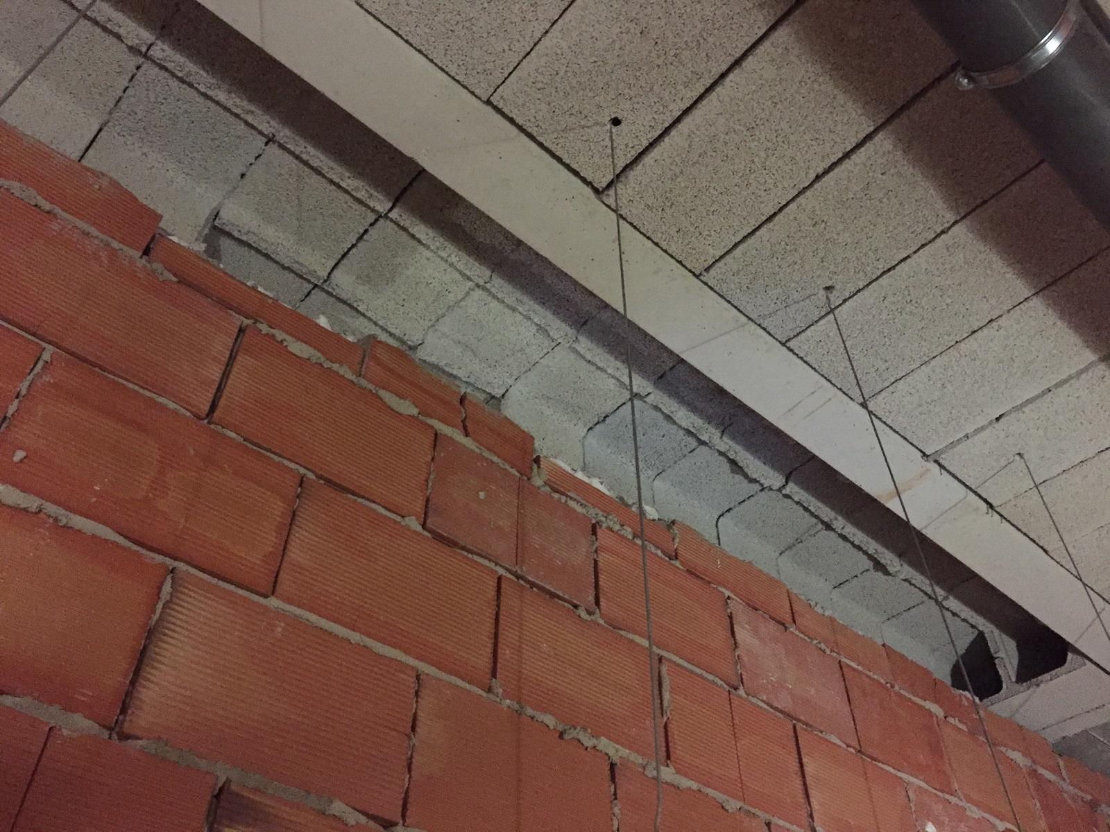 Reparaci n bovedillas forjado cc6 nacho navarro - Tapar agujero techo ...