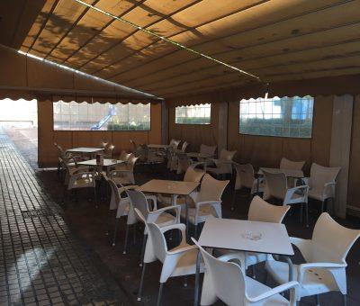 Certificados Estructurales y Planos en Terrazas Cafeterías